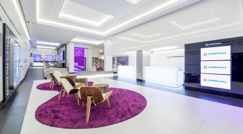 Ilunion Suites Madrid Hotel, Madrid