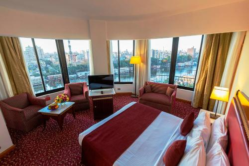 Golden Tulip Flamenco Hotel Cairo, Al-'Ajuzah