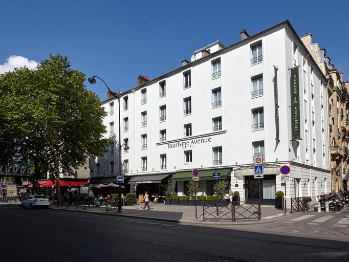 Hotel Tourisme Avenue, Paris