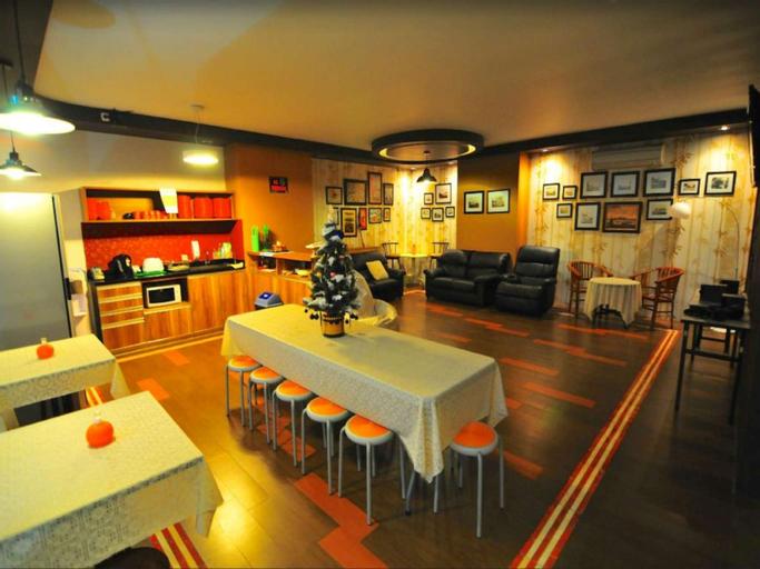 New Batavia Capsule Hotel, Central Jakarta