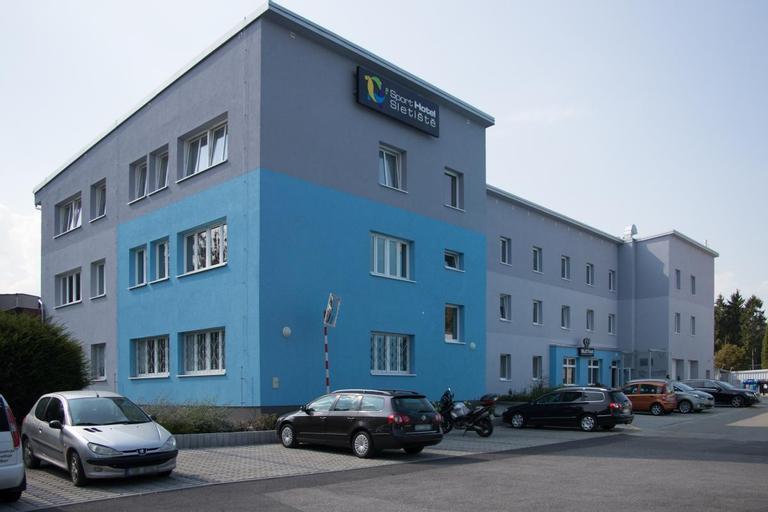Sport Hotel Sletiste, Kladno