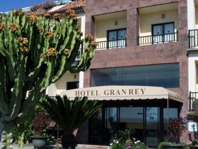 Hotel Gran Rey, Santa Cruz de Tenerife