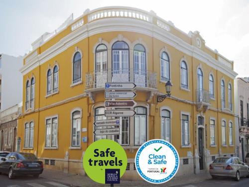 Baixa Terrace Hostel, Faro