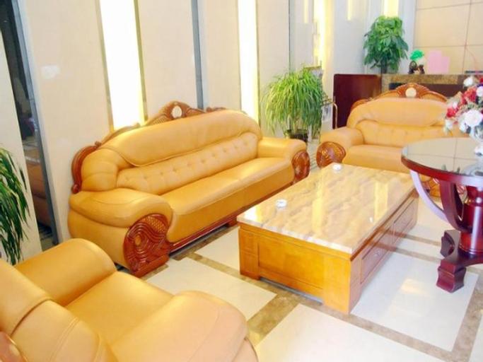 GreenTree Inn Jiangyin Zhouzhuang Shiji Avenue Business Hotel, Wuxi