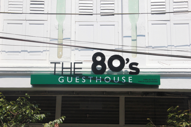 The 80's Guesthouse, Penang Island