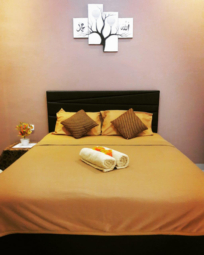 bis homestay deluxe double bed, Sumbawa