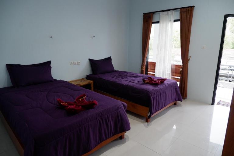 Honeybee Homestay (Twin Bed Room), Lombok