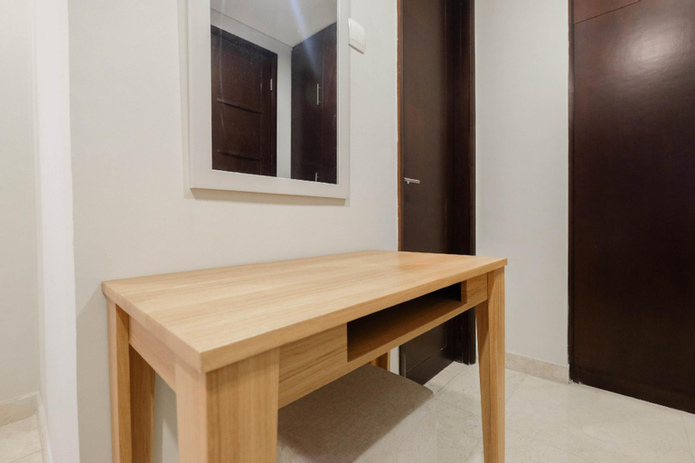 Spacious 2BR @ The Empyreal Apartment By Travelio, South Jakarta