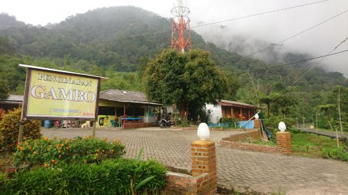 Penginapan Gambo, Karo