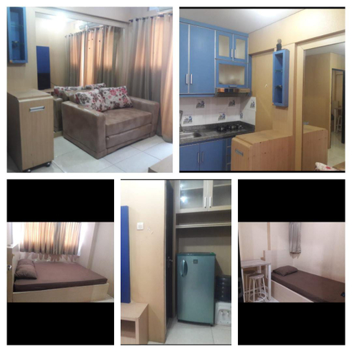Comfortable 2 Bedrooms by CLA Project at Apartemen Sentra Timur  Residence, East Jakarta