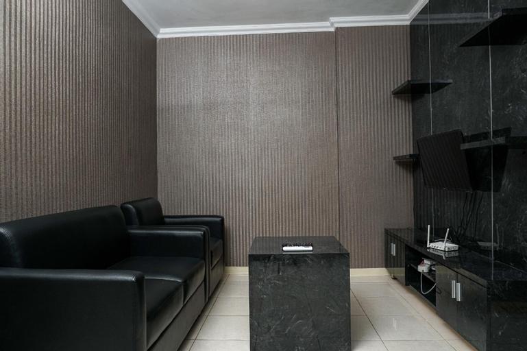 Apartment 2BR @City Resort near Soetta By Travelio, West Jakarta
