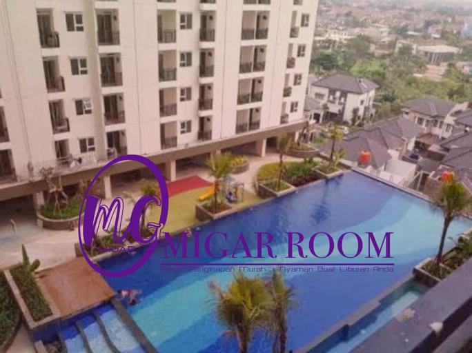 MIGAR ROOM  Cinere Resort (The Comfortable Room), Depok
