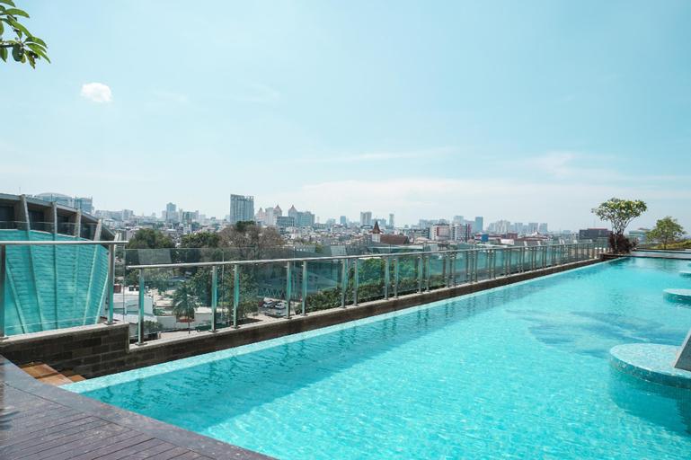 Exclusive Studio at Menteng Park Apt By Travelio, Central Jakarta