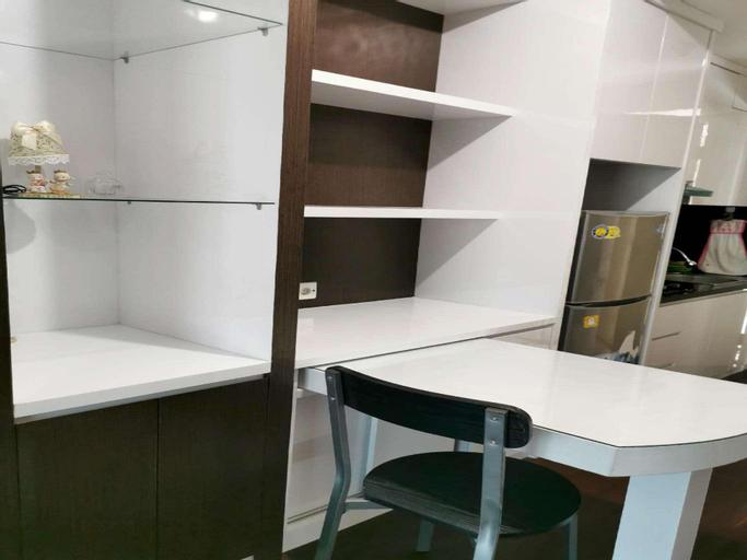 2BR modern living apartment, Surabaya