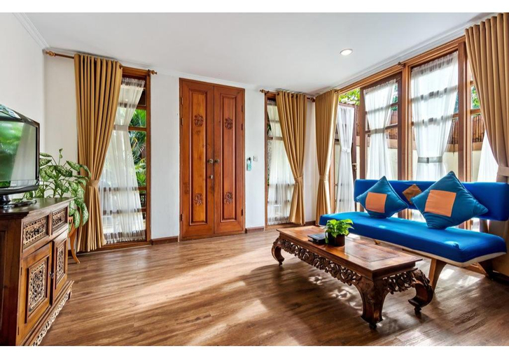 1BR the Cozy Villa with Private Pool - Breakfast., Badung