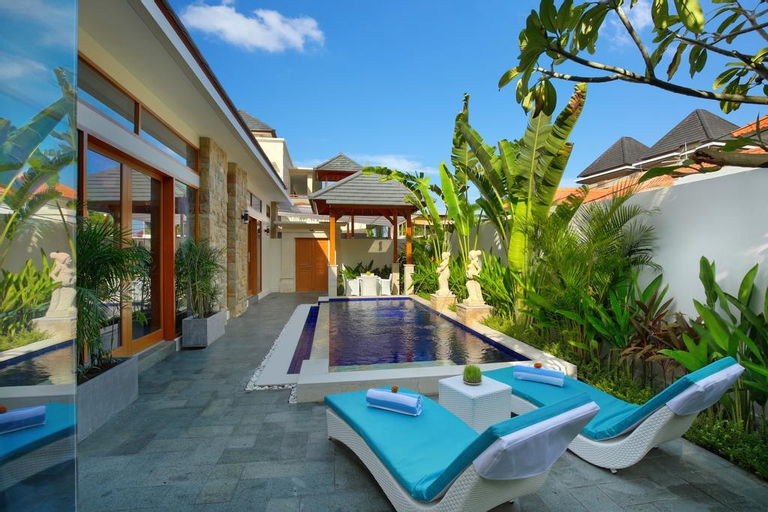 2 BR Villa with Private Pool + Brkfst@(79)Legian, Badung