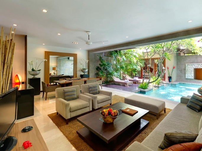 2BR New Branding Luxury Villa @Seminyak., Badung