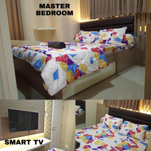 Cozy Room Tanglin Pakuwon Mall 2 BR Connect Mall, Surabaya