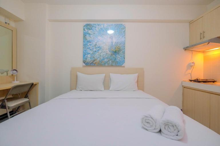Compact Cinere Resort Studio Apartment By Travelio, Depok