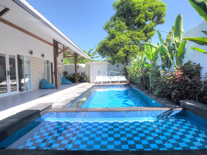 3 BEDROOM PRIVATE POOL VILLA, Lombok