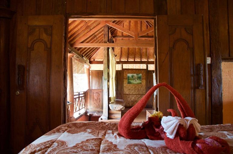 Gallery Apartment, Balcony, Garden View, Lombok