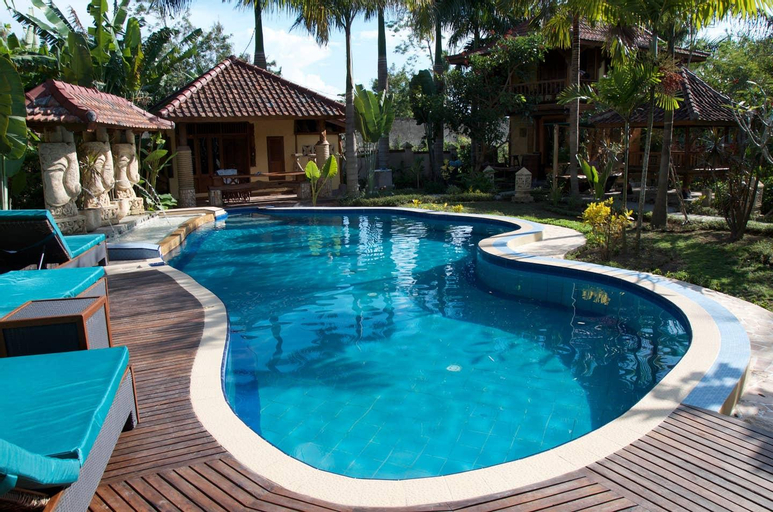 Romantic House, Terrace, Garden View, Lombok