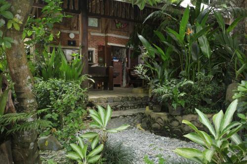 Kupu Kupu Garden Guest House & Cafe, Langkat
