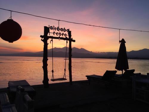Alibaba bungalow, Lombok