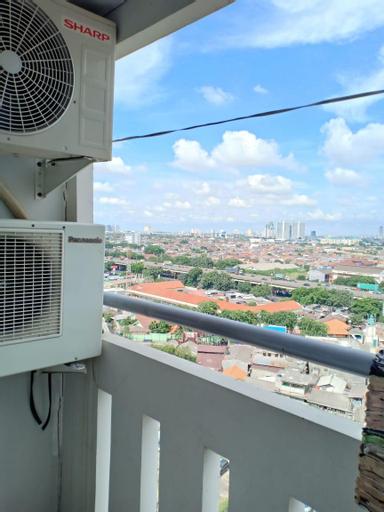 Apartemen green pramuka city type 2kamar tidur, Central Jakarta
