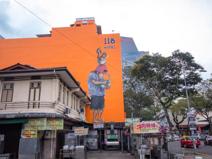 118 Hotel Macalister, Pulau Penang