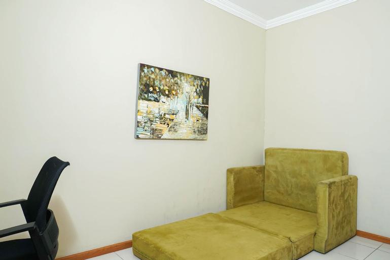 Executive 3BR @ Grand Palace Kemayoran By Travelio, Central Jakarta