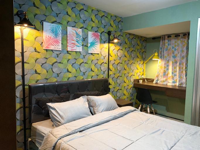 Relax Seaview Studio 1BR @ Green Bay Apartment, North Jakarta