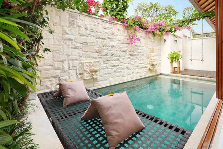 One BR Villa Private Pool+Bathtub-Breakfast#LVV, Badung
