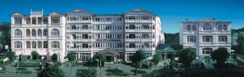 Hotel Vier Jahreszeiten Binz klimaneutral, Vorpommern-Rügen