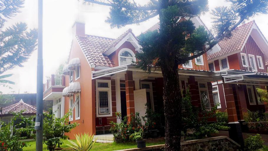 vila ojju, Bogor