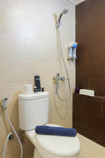 Exclusive 1BR Apartment @ Bassura City By Travelio, East Jakarta