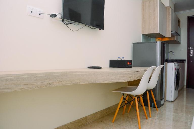 Lovely Studio Apartment @ Menteng Park By Travelio, Central Jakarta