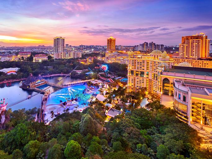 Sunway Clio Hotel @ Sunway Pyramid Mall, Kuala Lumpur