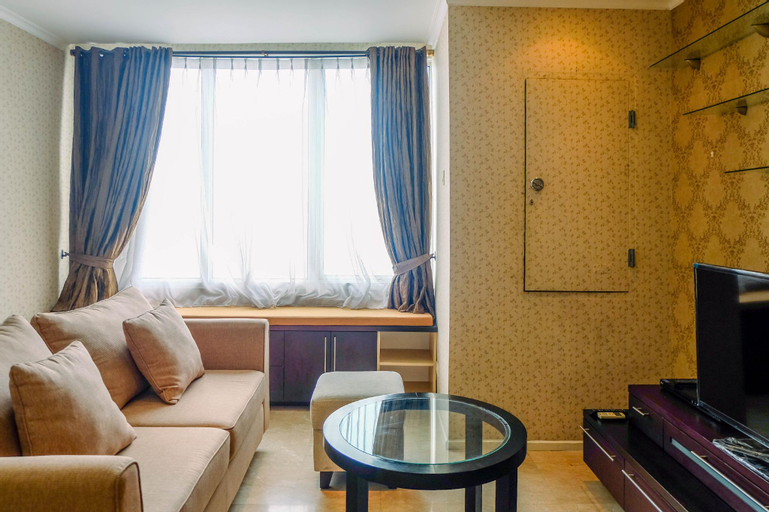 Strategic 2BR Apartment @ FX Residence By Travelio, Central Jakarta