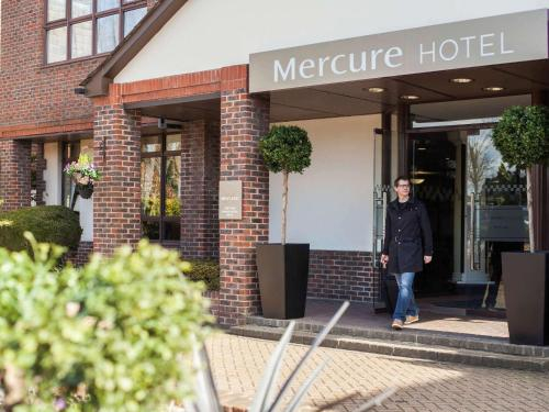 Mercure Dartford Brands Hatch Hotel & Spa, Kent