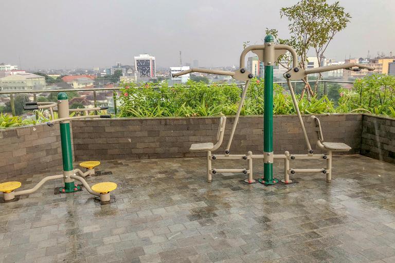 Warm and Cozy Studio @Menteng Park Apt By Travelio, Central Jakarta