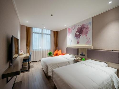 Vatica Hotel Wuxi Yixing Renmin Road, Wuxi
