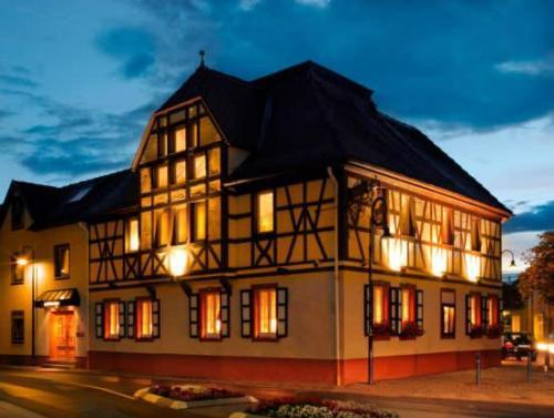 Hotel Goldenes Lamm, Rhein-Pfalz-Kreis