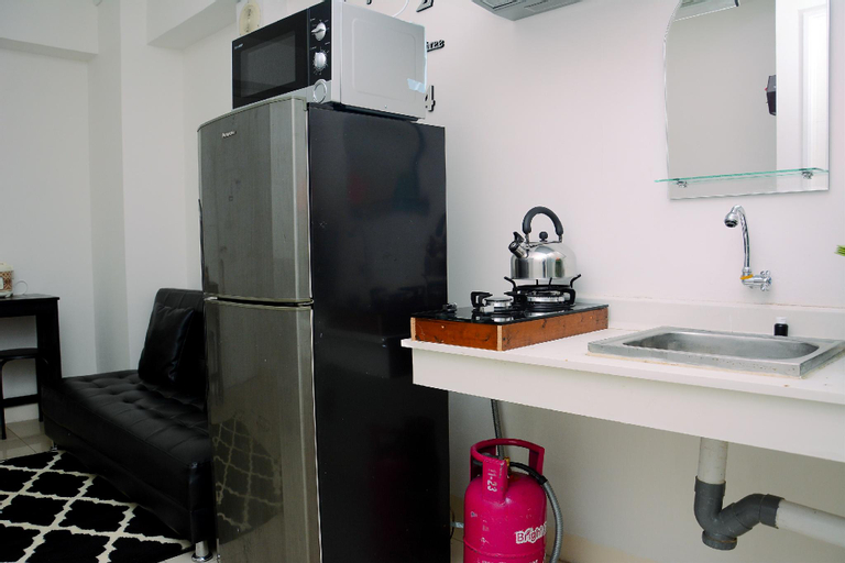 Homey 2BR at Bassura City Apartment By Travelio, East Jakarta