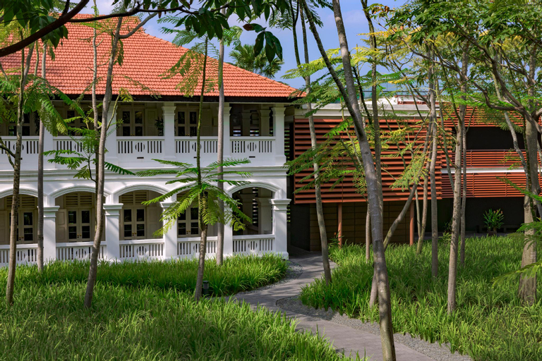 Capella Singapore Hotel, Singapore