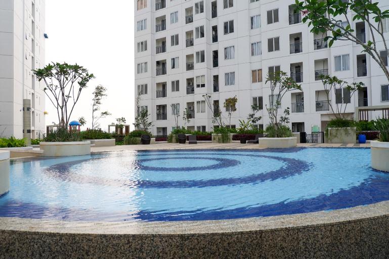Posh 2BR Apartment at Bassura City By Travelio, East Jakarta