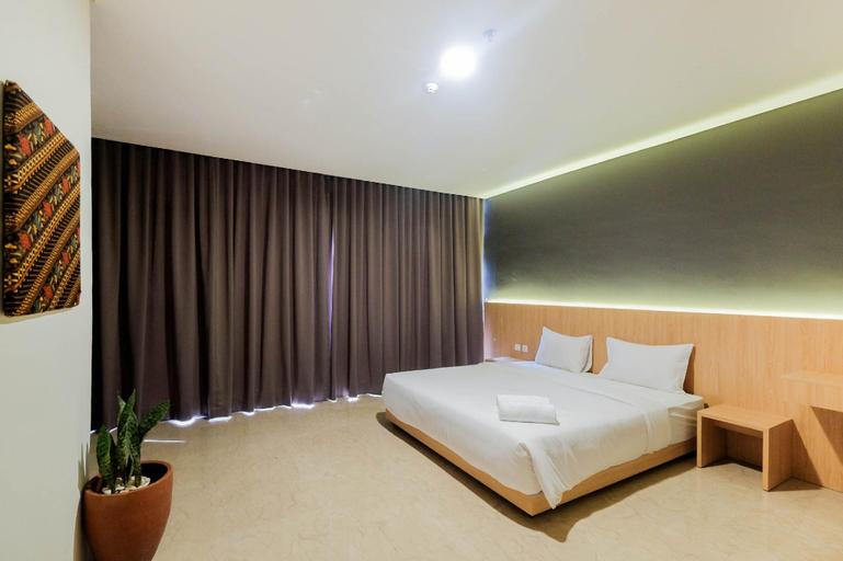 Cozy 1BR Pancoran L'Avenue Apartment By Travelio, South Jakarta
