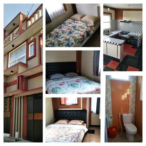 Bening Homestay bersih murah 4 kamar 3 kamar mandi, Malang