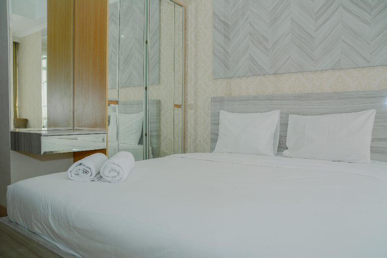Relaxing Studio Apt at Menteng Park By Travelio, Central Jakarta