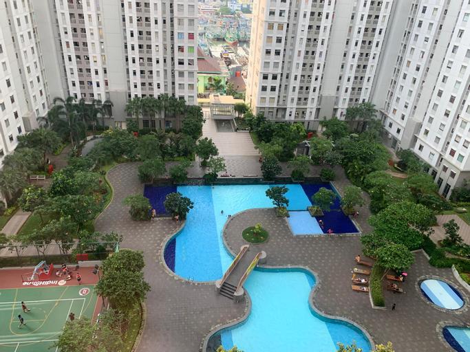 Minimalist 2BR FreeWIFI @Green Bay Pluit Apartment, North Jakarta